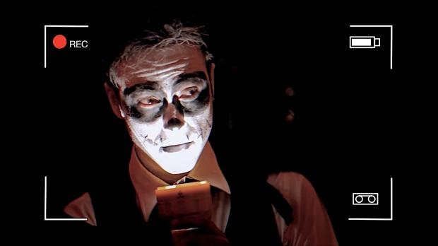 Ghostman Monologue