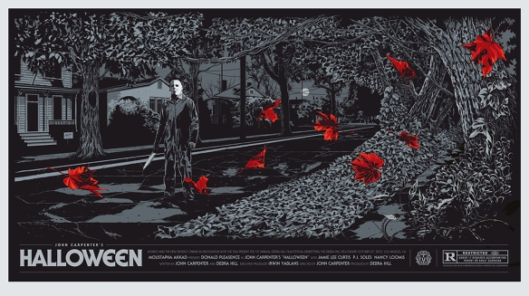 halloween-michael-myers-mondo-movie-poster-by-ken-taylor