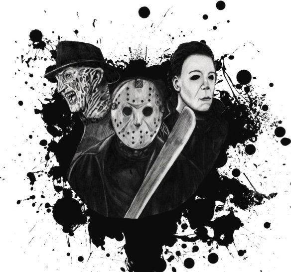 freddy_michael_jason_by_laart39-d58h66d