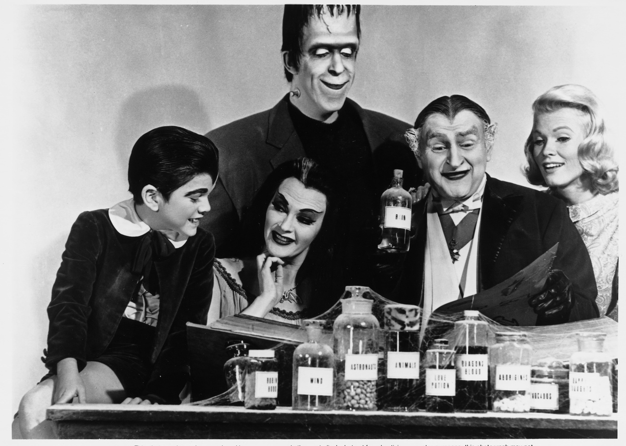 its another top notch episode - Munsters Halloween Episode