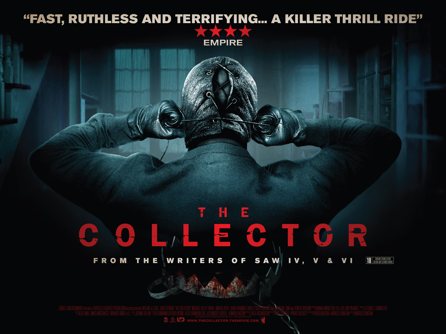 the collection film