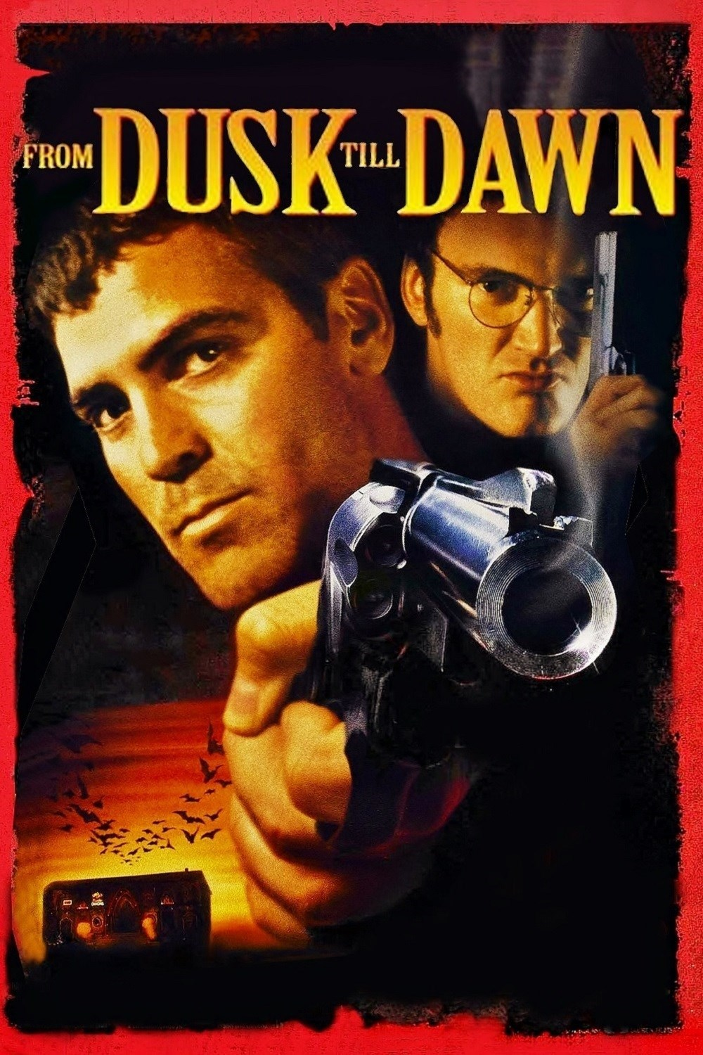 From Dusk Till Dawn Might Be The Best Vampire Film Of The Last 20