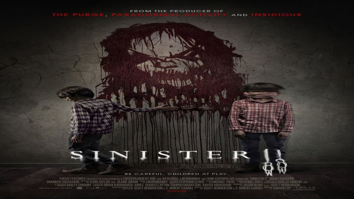 Catching up on Some Killer 'Sinister 2' Vids! – Addicted to