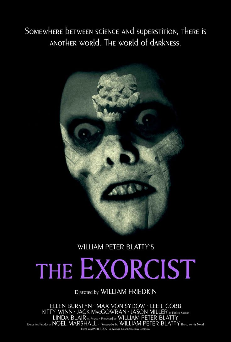 Exorcist – Addicted to Horror Movies