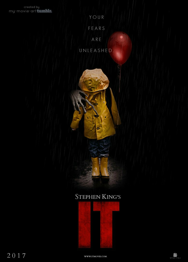 Image result for IT official movie poster