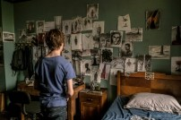Jake Chambers (Tom Taylor) in his room in Columbia Pictures' THE DARK TOWER.