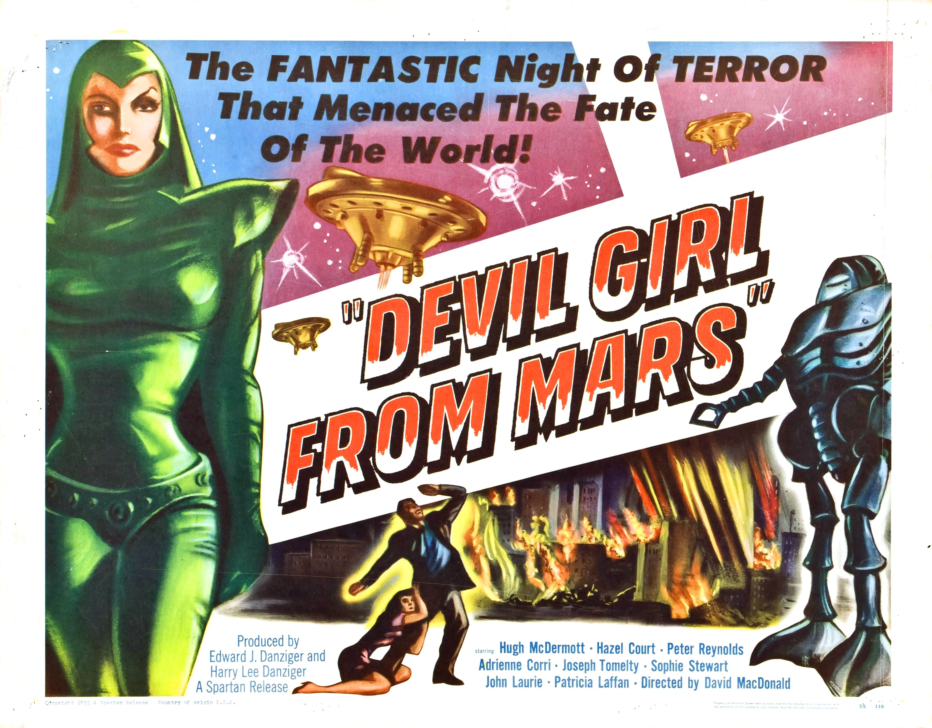 movie with girls from mars - photo #1