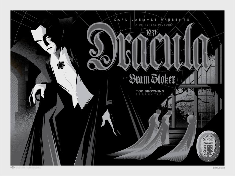 The 20 Greatest Classic Horror Movie Posters Addicted To
