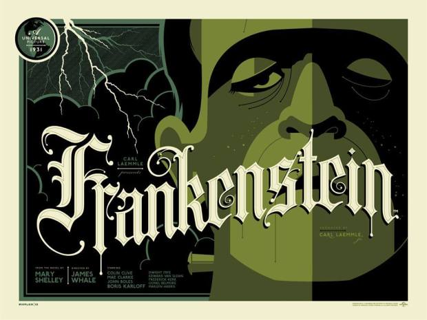 frankenstein Tom Whalen