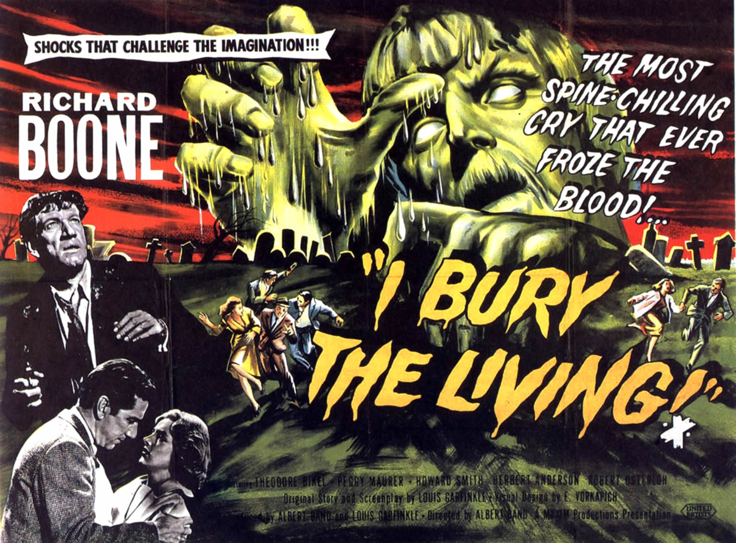 Vintage Horror Movie Posters Wallpaper | www.pixshark.com ...