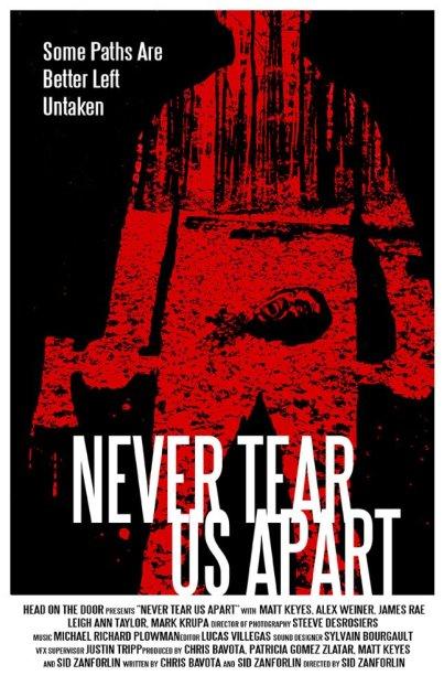 never tear