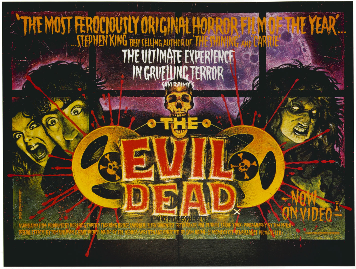 the 20 greatest classic horror movie posters � addicted to