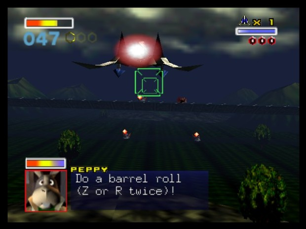 Barrel-Roll