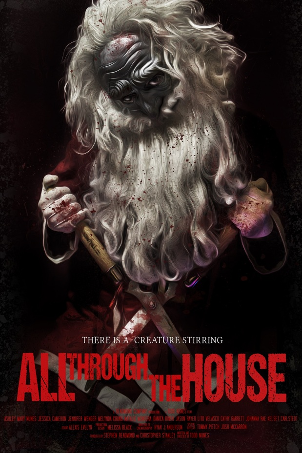 All Through the House Poster