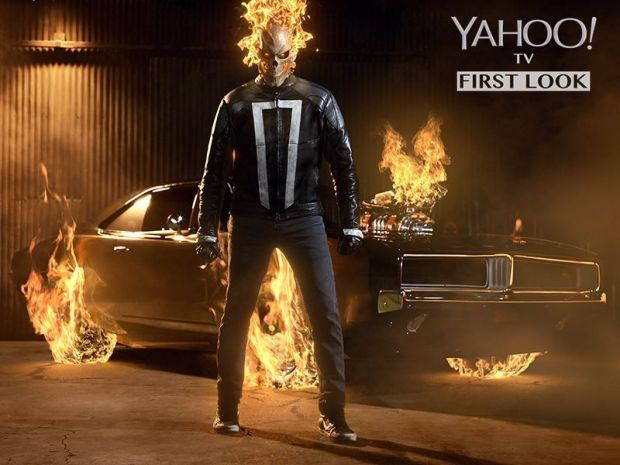 New Ghost Rider