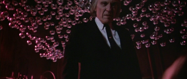 Angus Scrimm as The Tall Man in Phantasm