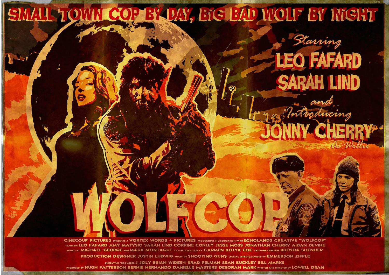 Wolfcop Wallpaper