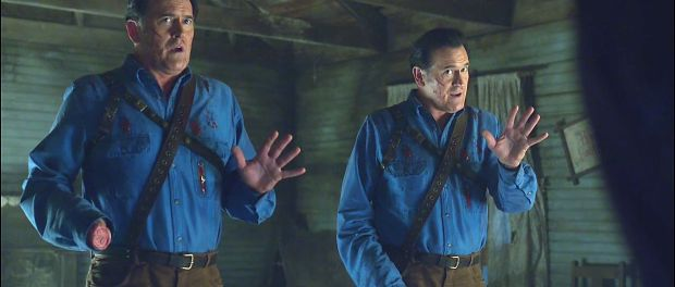 Picture of horror series Ash vs Evil Dead