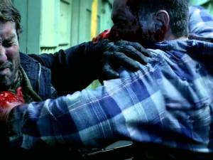 Picture from horror movie Daylight's End