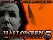 Halloween 5 horror movie