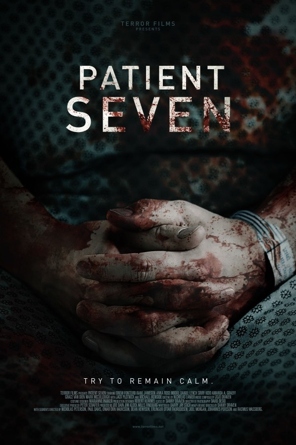 Patient Seven Horror Movie Poster