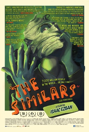 Poster from the horror movie The Similars