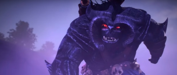 picture from the Netflix animated series Trollhunters