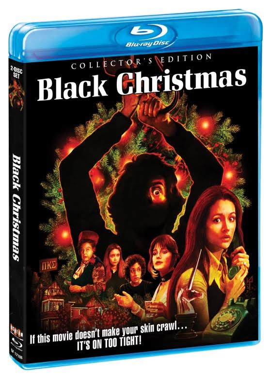 Black Christmas Blu-ray cover