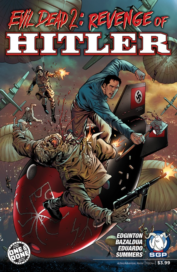 Evil Dead 2: Revenge of Hitler