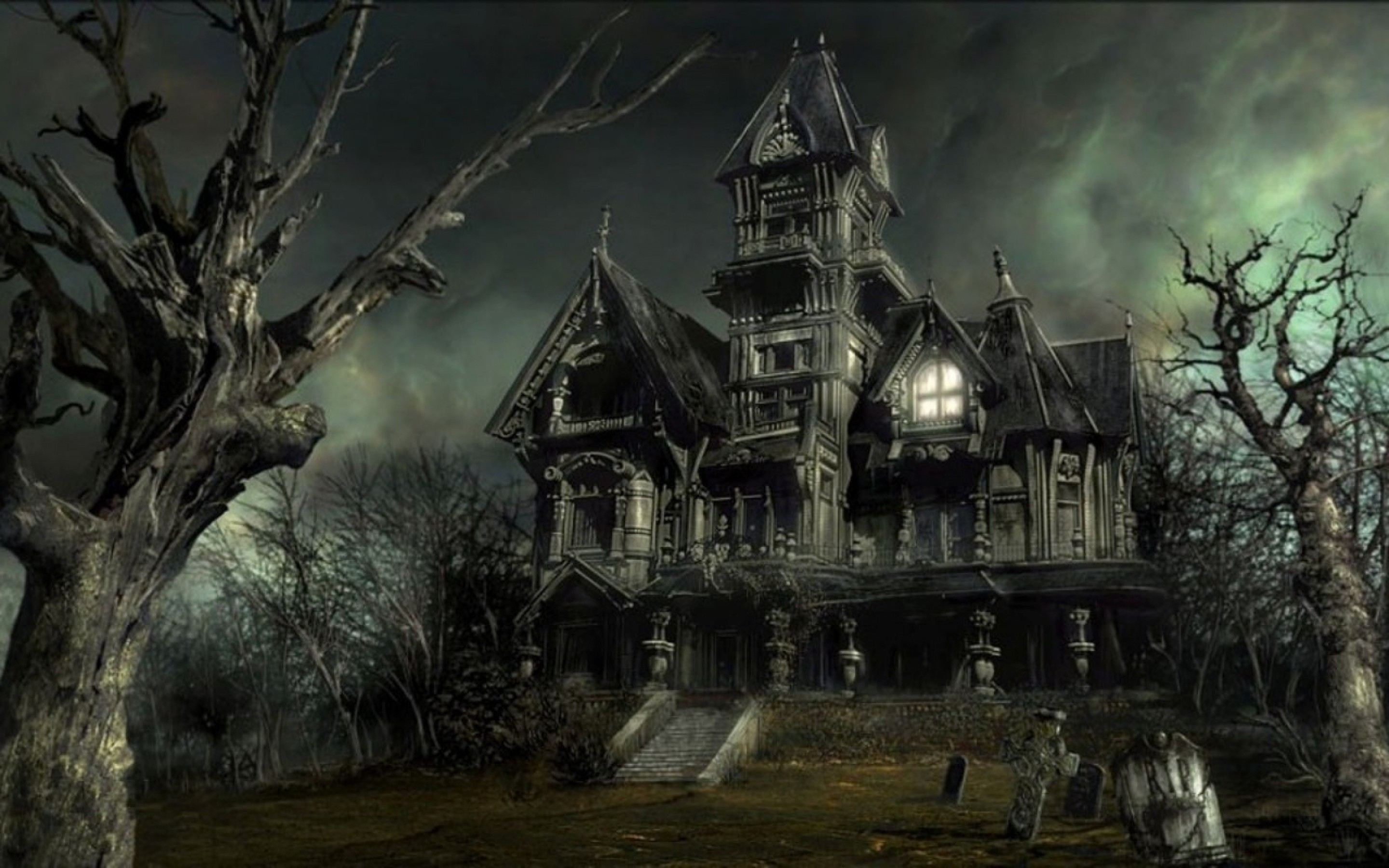 A Real Life Account Of A Haunted House Addicted To