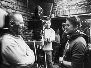 Anthony Hopkins and Jonathan Demme Silence of the Lambs