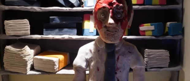 The Belko Experiment Claymation