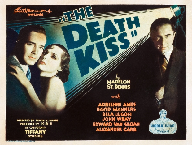 Death Kiss movie
