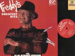 Freddy Krueger the Rap Star