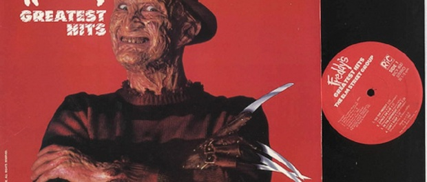 Freddy Krueger the Rap Star