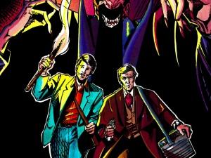 Fright Night Comic #1