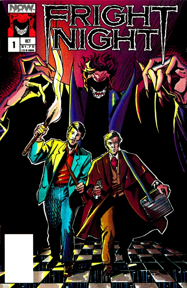 Fright Night Comic #1