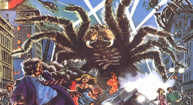 Giant Spider Invasion movie