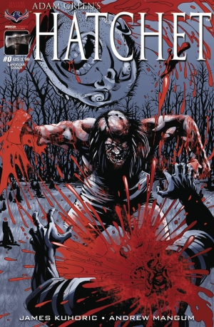 Hatchet #0 Comic Book