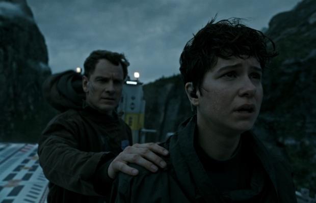 Alien: Covenant Where's Walter
