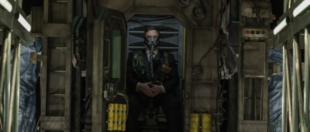 John Goodman in Captive State