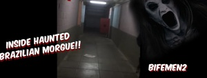 Haunted Morgue