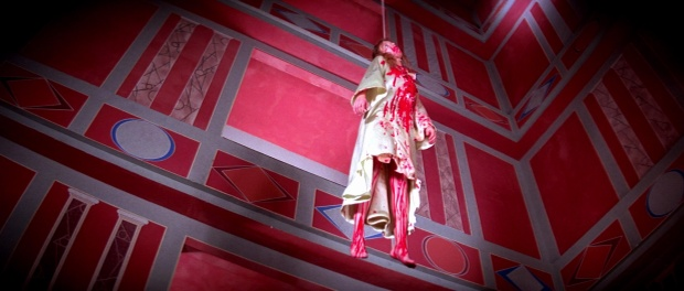 Picture from the movie Suspiria