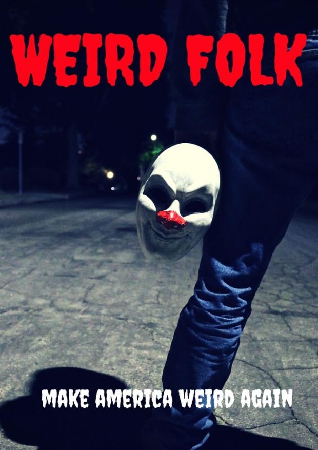 Weird Folk movie poster