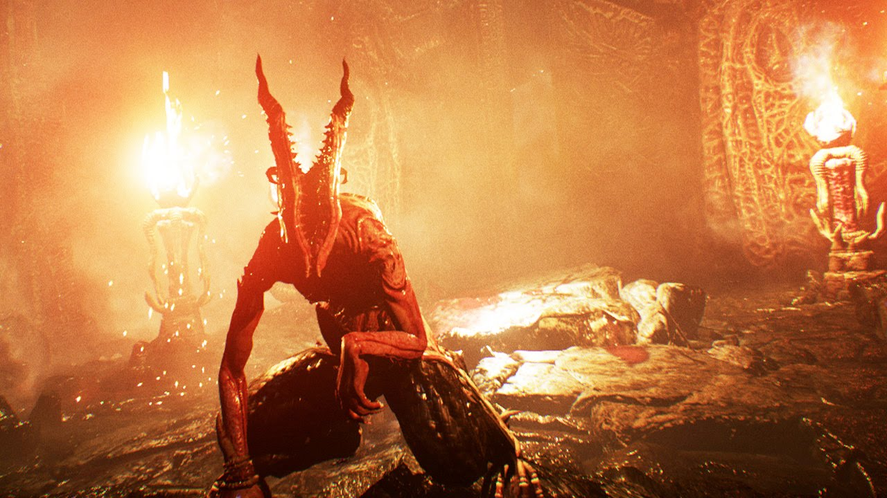 More Exciting E3 Horror Video Game Trailers – Addicted to ...