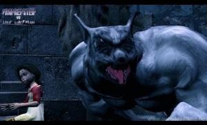 Frankenstein vs. The Wolfman