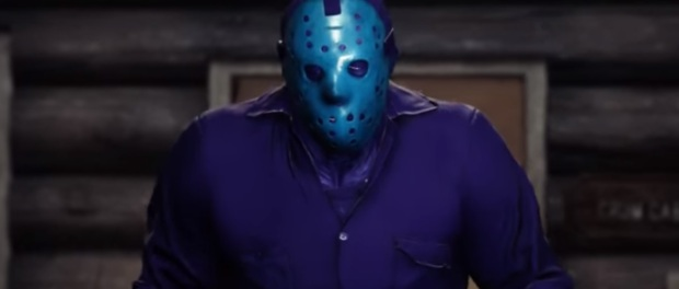 Friday the 13th Retro Skin