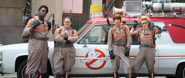 Ghostbusters remake