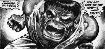 mad Hulk