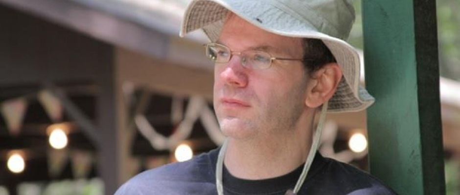 Screenwriter Jamie Nash